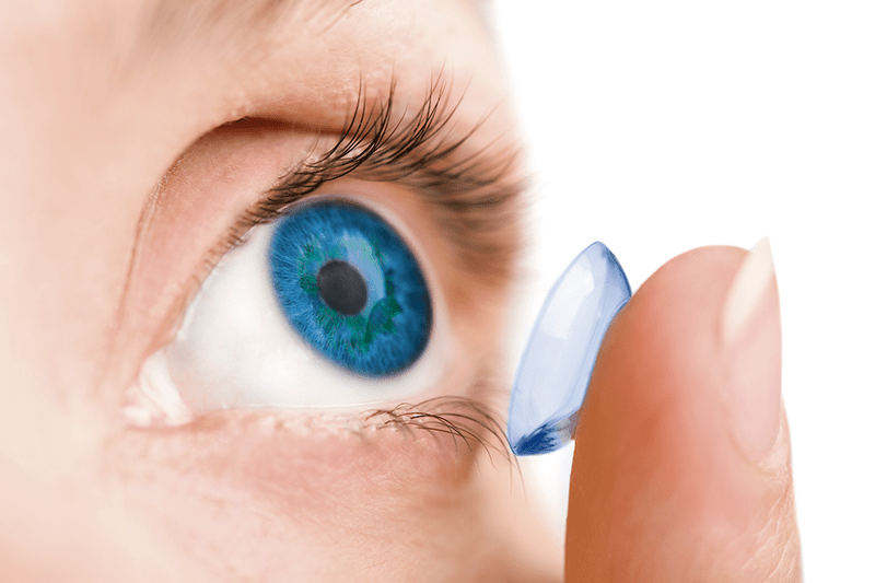 Resultado de imagen para lentes contacto