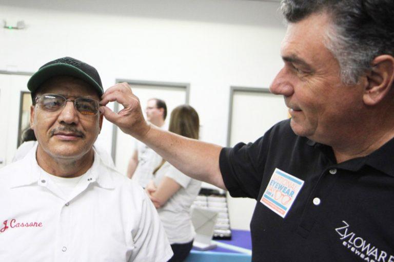 Día Nacional de Gafas 2019: Zyloware brindó servicios de visión gratuitos