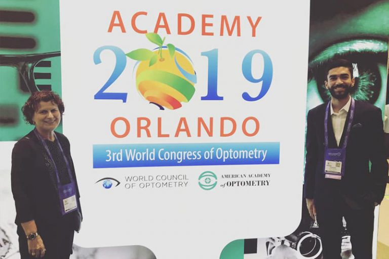 Lleno total durante el 3er Congreso Mundial de Optometría