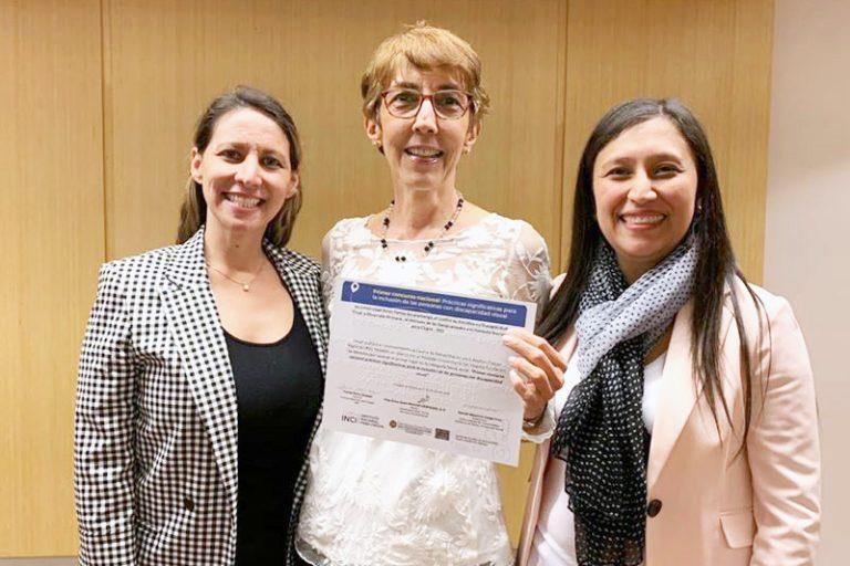 CRAC Medellín octuvo un reconocimiento