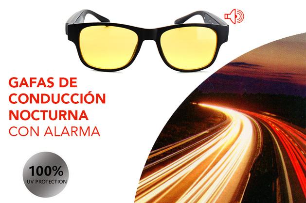 Gafas de conducción nocturna