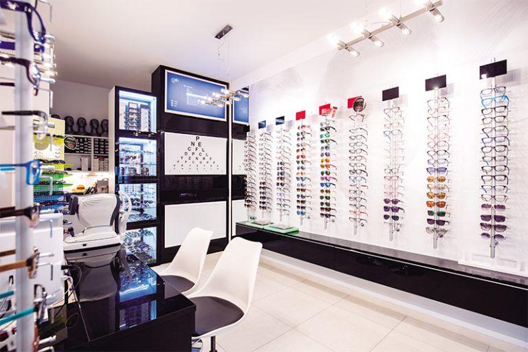 Iluminación de la óptica: clave para incrementar ventas