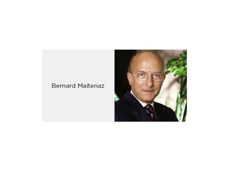 Murió Bernard Maitenaz, inventor de la primera lente progresiva Varilux