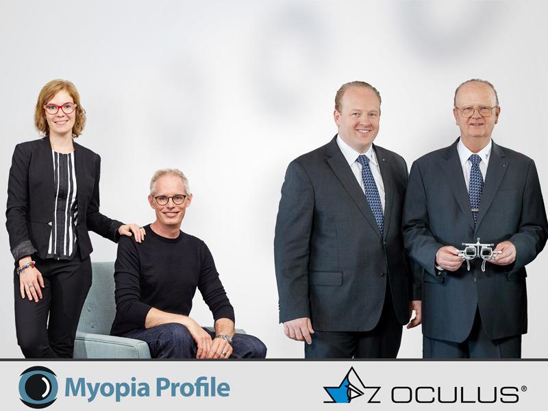 OCULUS y Myopia Profile tienen como objetivo aumentar el conocimiento sobre miopía