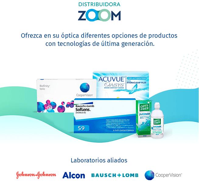 Distribuidora ZOOM: lo último en productos