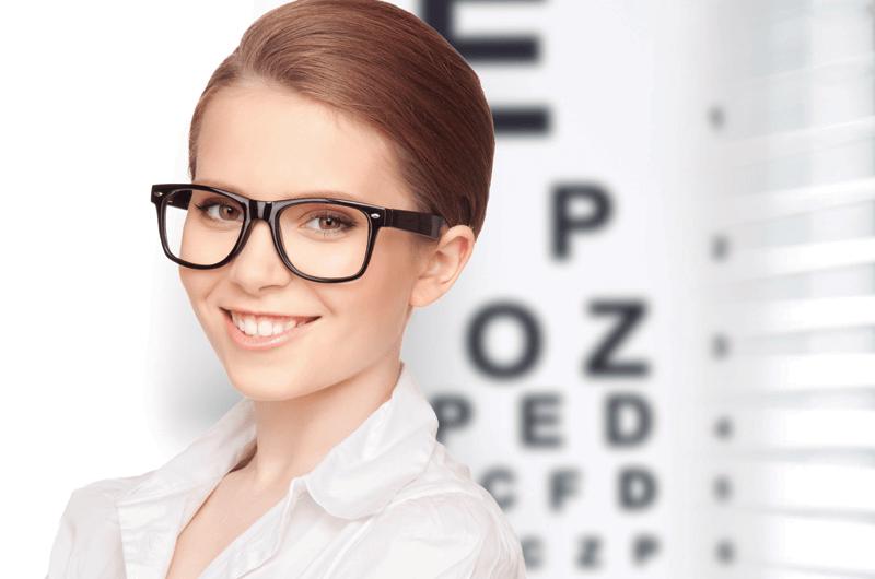Consulta en Optometría