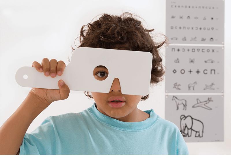 El confinamiento de COVID-19 puede haber causado miopía en niños