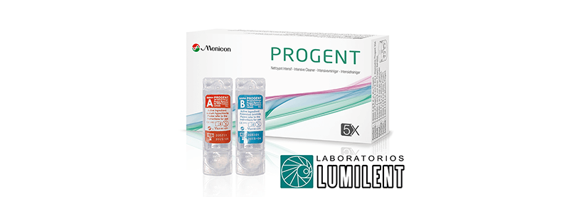 Laboratorios Lumilent presenta Menicon Progent