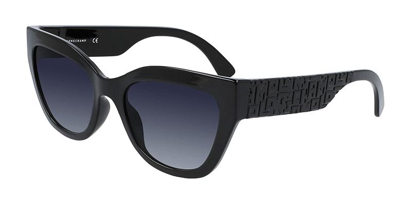 Longchamp eyewear presenta la colección plant-based resin