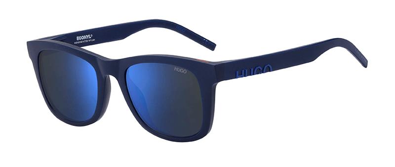 Huella ecológica con la nueva colección de Hugo Eyewear