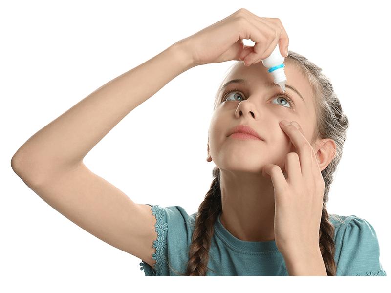 El impacto de la calidad de vida de la conjuntivitis alérgica en niños